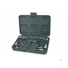 Mannesmann 31 piezas internas y externas Torx sets de acero al cromo-vanadio molibdeno