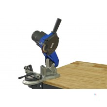 HBM chainsaw sharpener