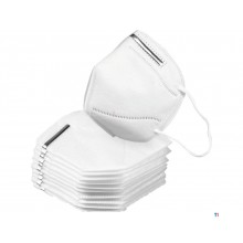 HBM professional ffp2 dust mask - 10 pieces