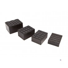 Almohadillas, bloques, goma de transporte HBM Rubber Universal