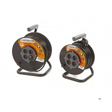 relectric cable reel, power reel 3 x 1.5 mm