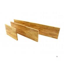Blat de lucru din lemn masiv HBM pentru echipamente de atelier