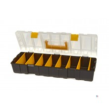 HBM Lange Assortment box 46 x 17 x 9,5 cm