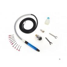 HBM at 10 high-revving pneumatic die grinder