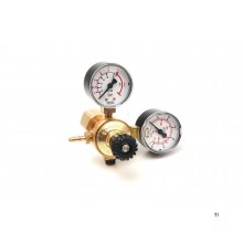 HBM regulator including double pressure gauge