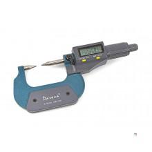 Micromètres d'extérieur Dasqua Professional à pointe numérique 0,001 mm