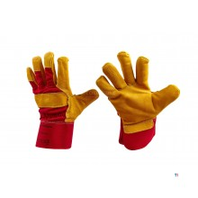 toolpack work gloves stockton leather