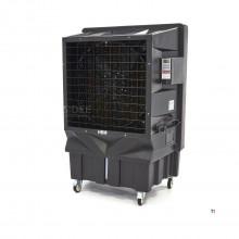 Ventilador de refrigeración profesional HBM, enfriador de aire 330m2 - 15.000 m³ / h