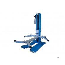 HBM Mobile 1 Column Lift Bridge with Electronic Release