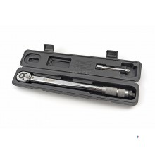 Mannesmann Torque wrench 40 - 210 Nm 1/2