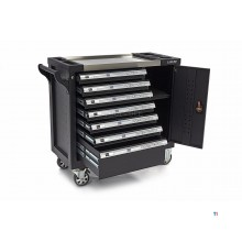 HBM XL Premium 7 Loading Tool trolley with Door