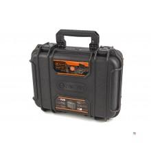 Tactix IP65 Waterdichte, Stofdichte en Stootvaste Polypropeen Koffer 41,5 x 32,5 x 18,5 cm
