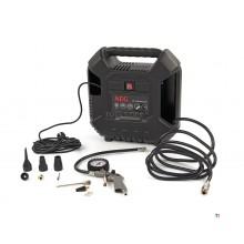 AEG Pit Stop 1100 Watt oljelös kompressorsats