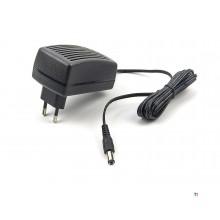 HBM Batterilader For HBM 10,8 Volt Variabel Vinkelpolerer på Batteri