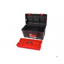 Tayg TG32 Werkzeugkoffer 480 x 258 x 255 mm. Mit Einsatzfach