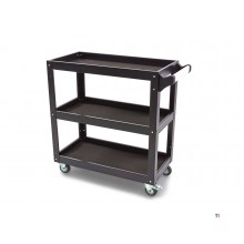 HBM 3-layer universal mobile tool trolley