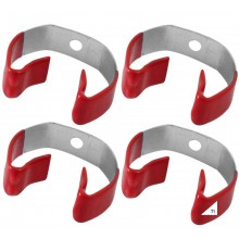 DEKTON handle clamp set 4 pcs