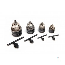 HBM keyed drill heads