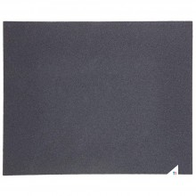 GRAPHITE sanding sheet 230x280mm, k240, waterproof silicone carbide grit, suitable for paint, varnishes, plastic, glass, fibergl