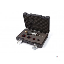 Smerigliatrice per valvole pneumatiche HBM, smerigliatrice per valvole