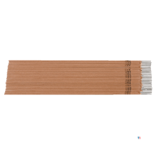 GRAPHITE rutile welding electrode 2.5mm, 1kg usable in all positions