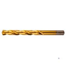 GRAPHITE metalbor 10,0 mm hss-tin, 1 stk. i blisterpakning, din338