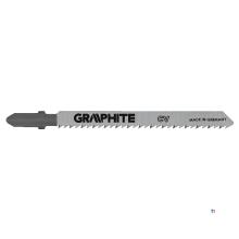 GRAPHITE stichsägen t-verbindung, 100 mm, 8tpi, laser tec, holz, 2er pack