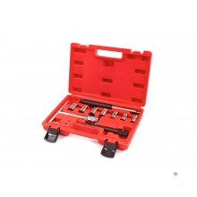 HBM 10-piece diesel injector tapping set