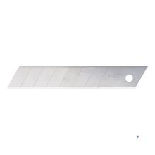 NEO ersatzklinge 18 mm 10-teilige verpackung, 18 x 0,50 mm, stufenweise gelasert