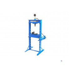 HBM 20 ton hydraulic workshop press / frame press