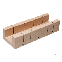TOPEX verstekbak 300x45x55mm hout model