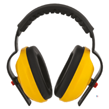 TOPEX earmuffs normal snr 27db, extra comfort, ce and tuv