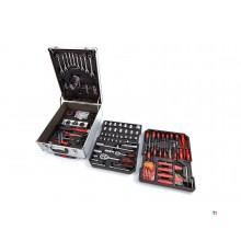 Maletín de herramientas HBM 599 piezas