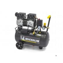 Compressore a bassa rumorosità professionale da 24 litri Michelin