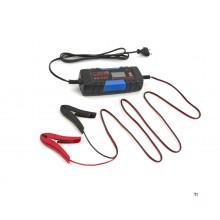 Cargador de batería automático profesional HBM 6-12 voltios, 2Ah - 60Ah