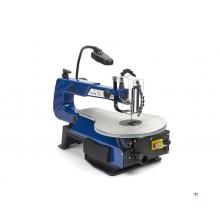 HBM variabel rullsågmaskin med belysning och dammblåsningssystem