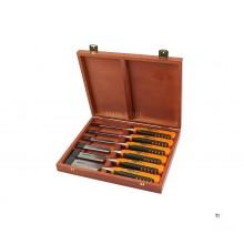 Bahco 424P-S6-EUR Set de dalte de 6 bucăți