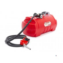 HBM Professional elektrische Dieselpumpe, Heizölpumpe mit 100 Liter Tank