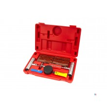 HBM 57-piece tire repair set