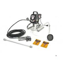 HBM højtryks luftfri sprøjtemaskine Malingssprøjte Vægsprøjtemaskinsæt 1010 Watt