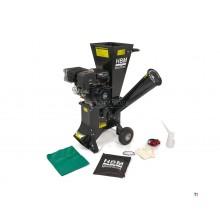 HBM 4-takts 15 hk - 420 cc bensinförstörare - flishugg