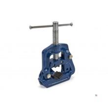 HBM 50 mm. Rohrschelle, Rohrschellenflügel und selbstschließend