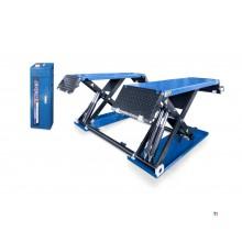 Weber EXPERT SH-3500 Professional 3 tone Pod electric de curățat mașină electrică, pod de curățare, pod foarfecă - 400 volți