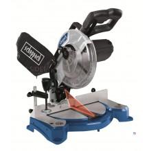 Fierăstrău transversal Scheppach HM80L cu laser - 1500 W - 210 x 3 0mm. - 3901105915