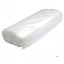 Silverline Rulle av støvbelegg av polyeten ca. 2 x 50 m