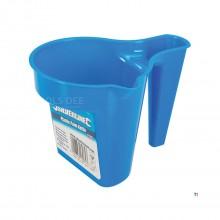 Silverline plastikspand 0,6 liter