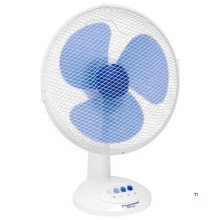 Bestron Table fan, basket O35cm, white, 40W