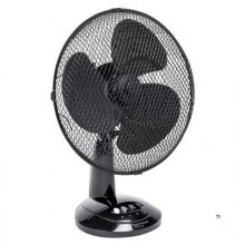 Bestron Table fan, basket O35cm, black, 40W