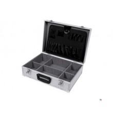 ERRO Aluminum case 457x330x152, silver