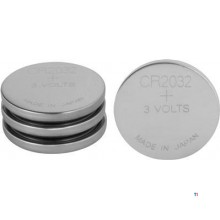 GP CR2032 Litium knappcell 3V 4st